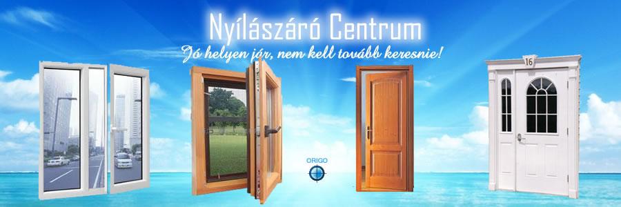 Nyílászáró Centrum Budán: Áron Ház Kft.