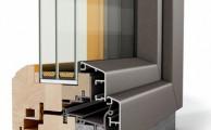 ÖKO PLUS Fa-alu hőszigetelt ablak - Hofstadter: fából és alumíniumból készült, hőszigeteléssel ellátott öko ablak. Természetes, magas hőszigetelés, kiváló passzívház alapanyag