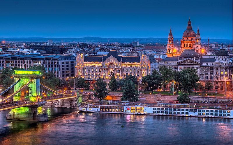 Egyre több hotel épül Budapesten