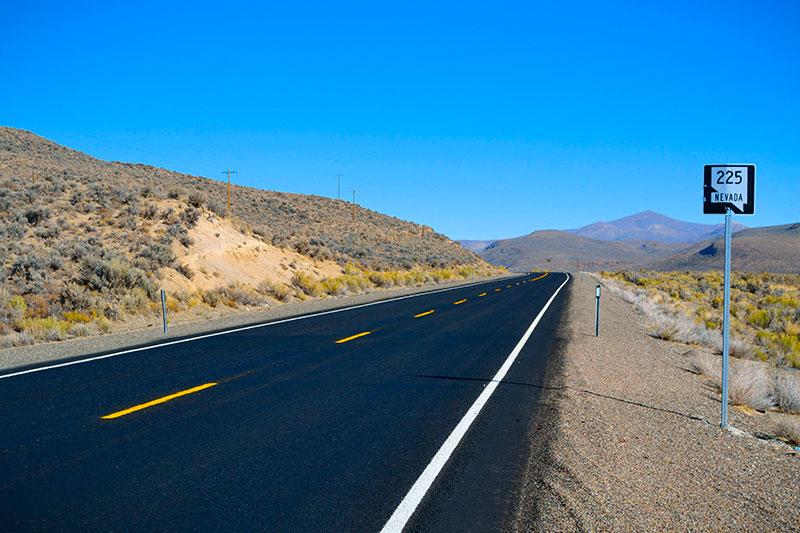 Nevada államban egy egész régiót megbetegíthet a természet