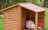 Építs te is hőszigetelt kutyaházat