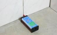 A Hedue EM1 lézeres távolságmérő
