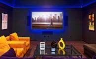 Régi – új belsőépítészeti mánia: médiaszoba ágyakkal