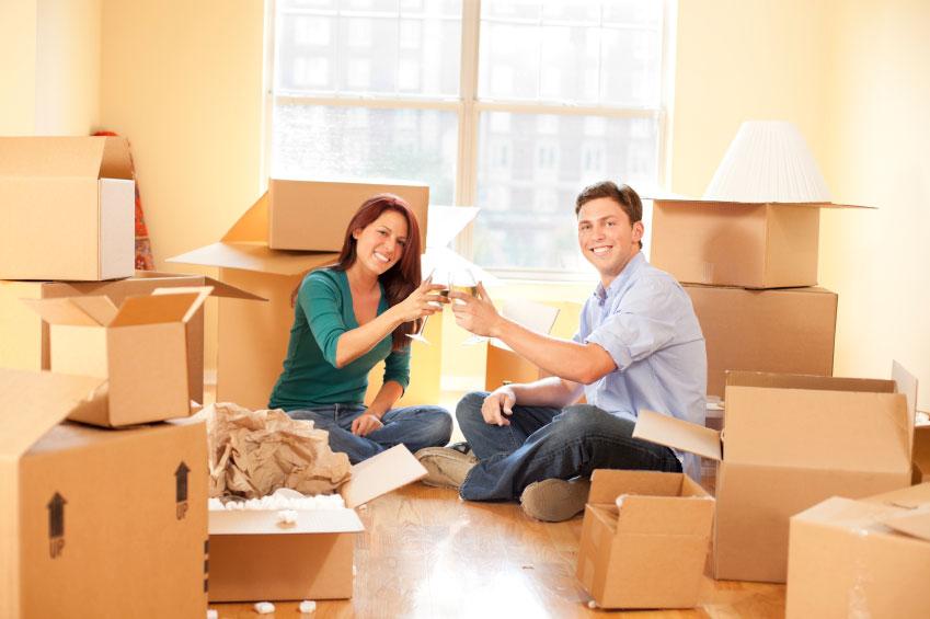 Ha már lassan felépül a ház, ideje a költözésről is gondoskodni!